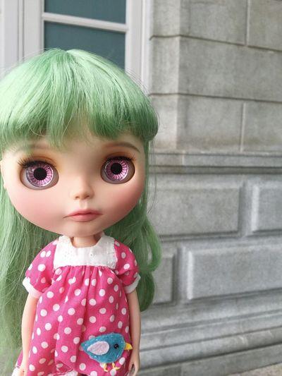 Pastel Power Blythe Doll Blythe Hobby Doll