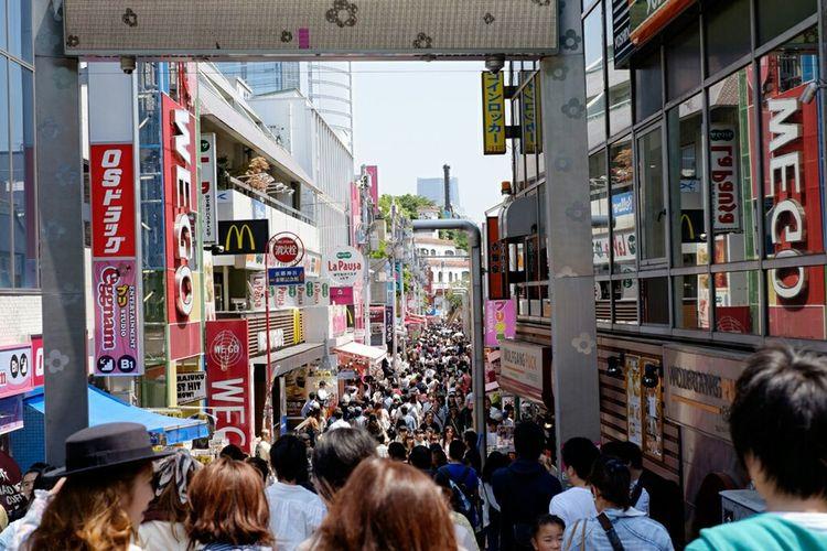 竹下通り Fujixe2 Fujifilmxe2 Fujifilm Xf35 Fujifilm_xseries Fujifilm X-E2 原宿 渋谷区 TakeshitaDori Tokyo
