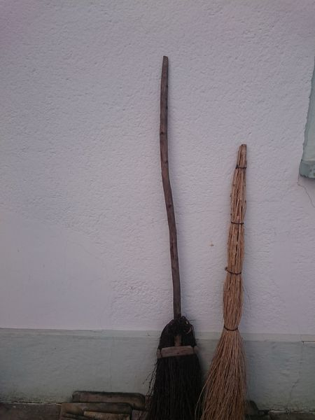 ...daily series 1 Beauty In Nature Brooms  Country Life Day No People Old Outdoors Still Life