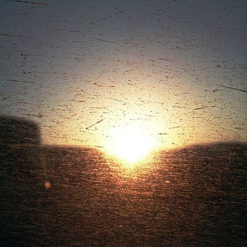 Sunset Sun Glass Machine Waitingforamiracle Thedarkside 1717