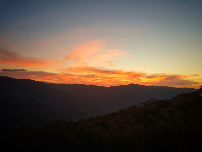 Sun Sundown