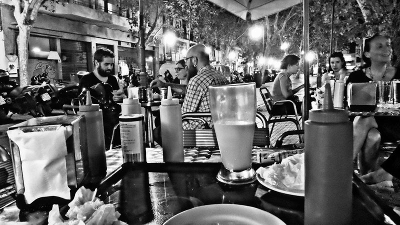 Palma De Mallorca sudden hunger at night Hello World My Smartphone Life Capture The Moment Enjoying Life Relaxing Taking Pictures EyeEm Best Shots - People + Portrait NightSnaps Photos Arround You nightshots nighthawks night nightlife