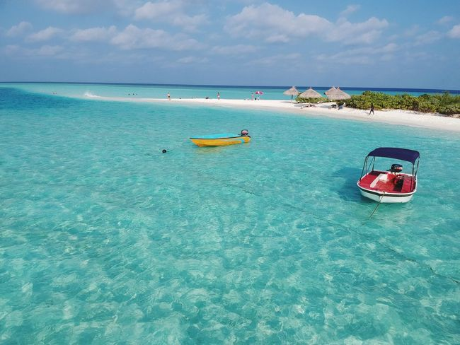 Dronephotography Drone  Beach Boat Sea Transportation Beach Water Nautical Vessel Sky Day Nature Outdoors Vacations High Angle View Scenics Cloud - Sky Travel Summer Tranquility Travel Destinations Beauty In Nature Sand