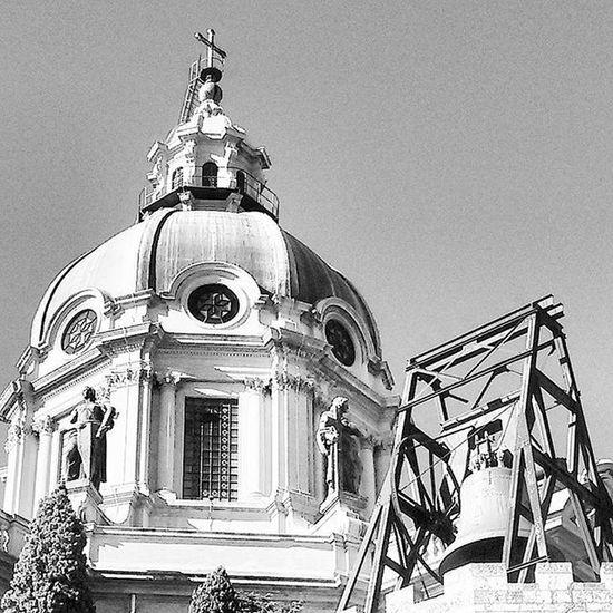 Messina Italia Italy Sky Sicilia Sicily Church Chiesa Cristore Sicilia_super_pics Siciliabedda Nature_sicily Igersmessina Igers_messina Bell Campana Sicilianosono