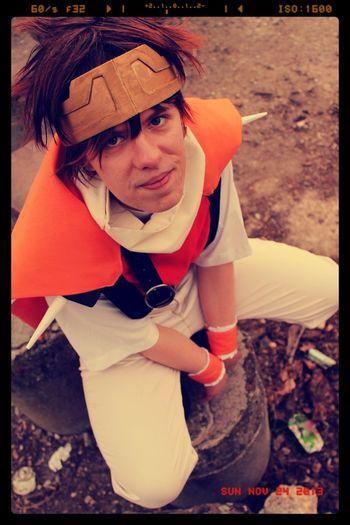 Goku ~ Cosplay Saiyuki Songoku