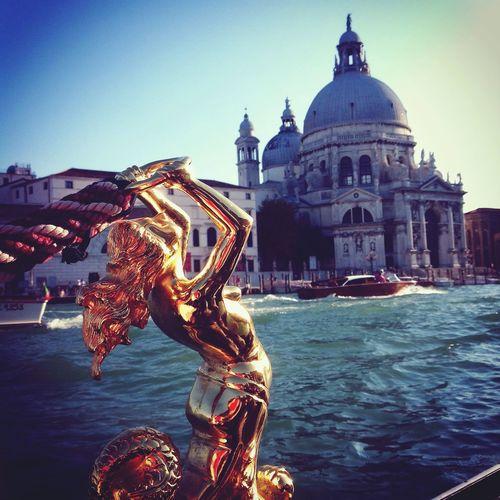 Venice Italy Gondola Architecture