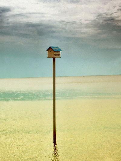 Bay Birdhouse