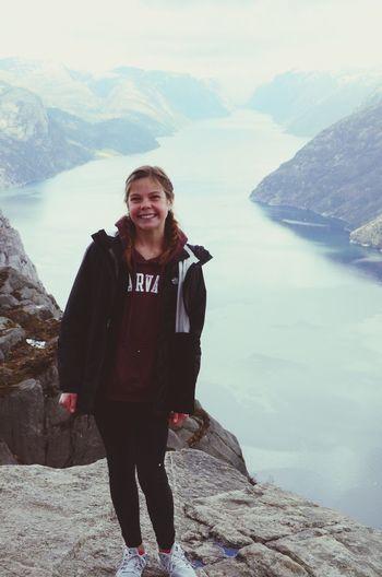 Miss this! Preikestolen, Norway Norway Preikestolen First Eyeem Photo