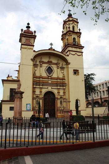 Architecture_collection Mexico Parroquia De La Santa Veracruz Religious Architecture Toluca