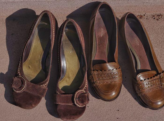 Shoe Pair Still