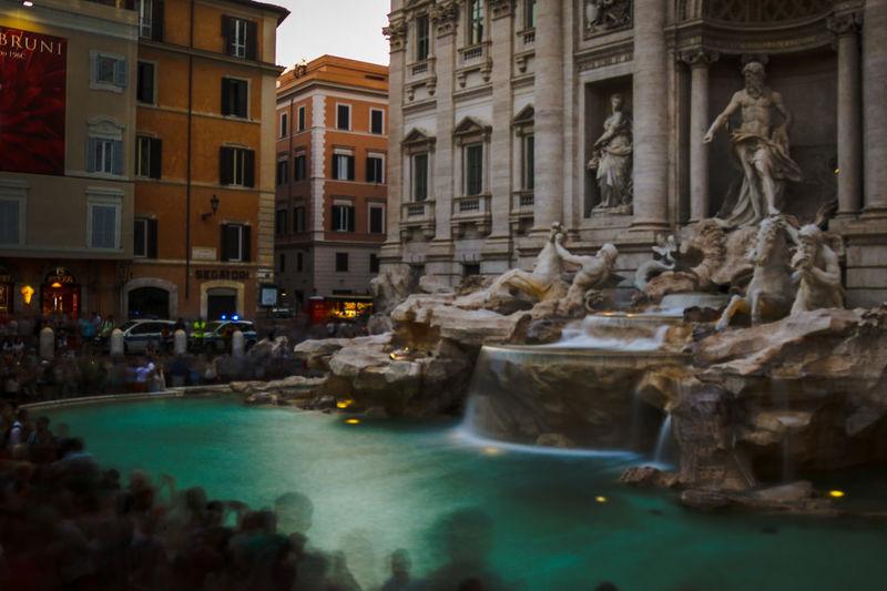 Rome Trevi
