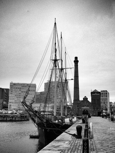 When Tall ships