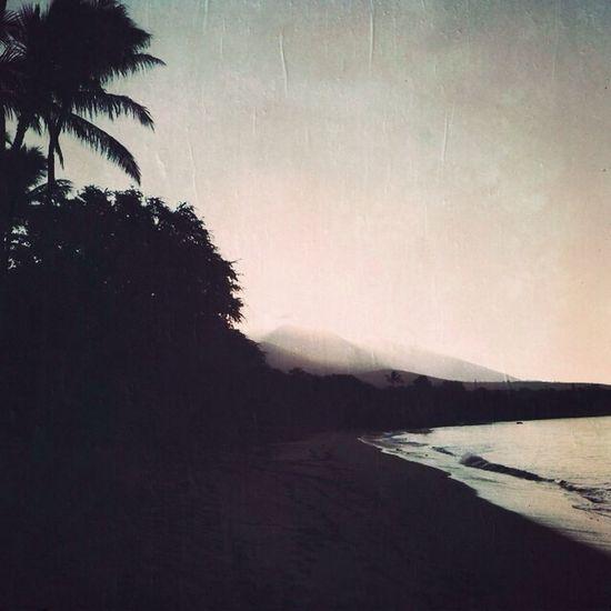 Morning Maui Walk Maui Hawaii Hipstamatic