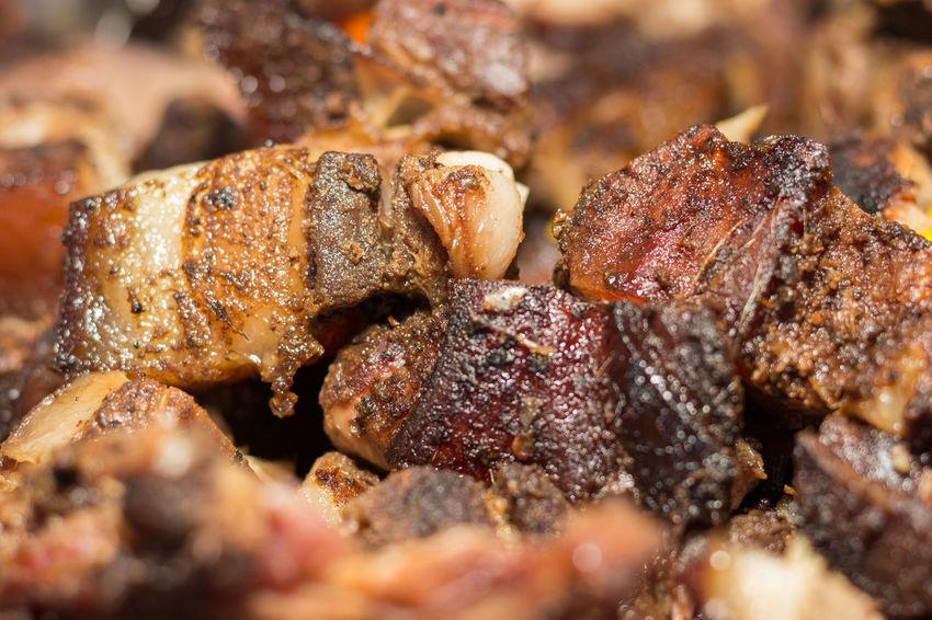 Jamaican Jerk Pork. EyeEm EyeEm Best Shots Food And Drink Foodie Hungry Jamaican Pork Close-up Delicious Eyeem Food  Food Food And Drink Food Lover Food Porn Foodies Inthekitchen Jamaica Jamaicanfood Jerkpork Meat Ready-to-eat Taste Good Tasty