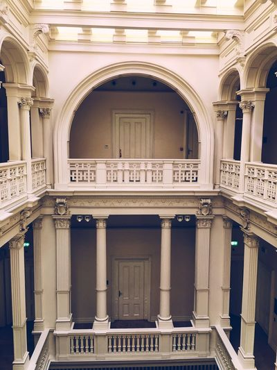 Architecture Built Structure Architectural Column Window Building Exterior No People Indoors  Government Day