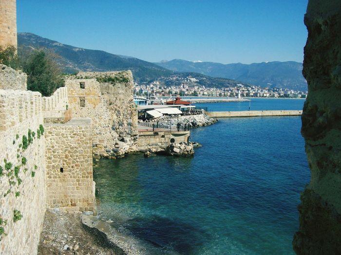 Castle By Sea
