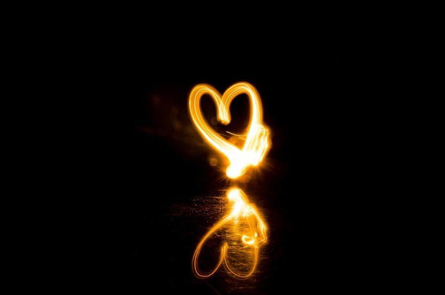 Love SpreadTheLove Long Exposure Light Jesuischarlie