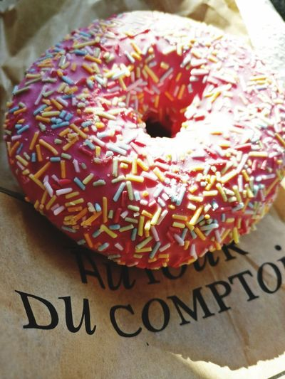🍩💗 Sweet Food Food Dessert Food And Drink Sugar Temptation Candy Freshness Bakery Tart - Dessert Donuts🍩 Donuts Save The World Donuts❤❤❤❤👌👌 Pink Color Multicolor Donutshop Donuts! Miam Hmmmm😍 Good Foodporn Colors