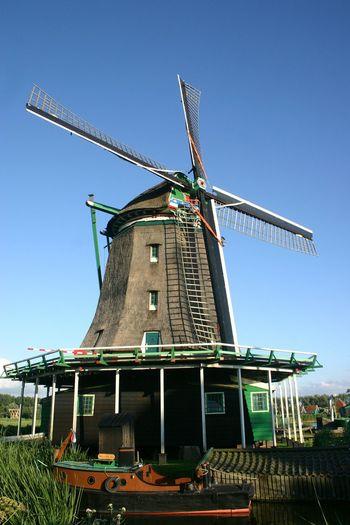 Hello World Check This Out Taking Photos Zaanse Schans Enjoying Life Windmill Of The Day Molen Windmill