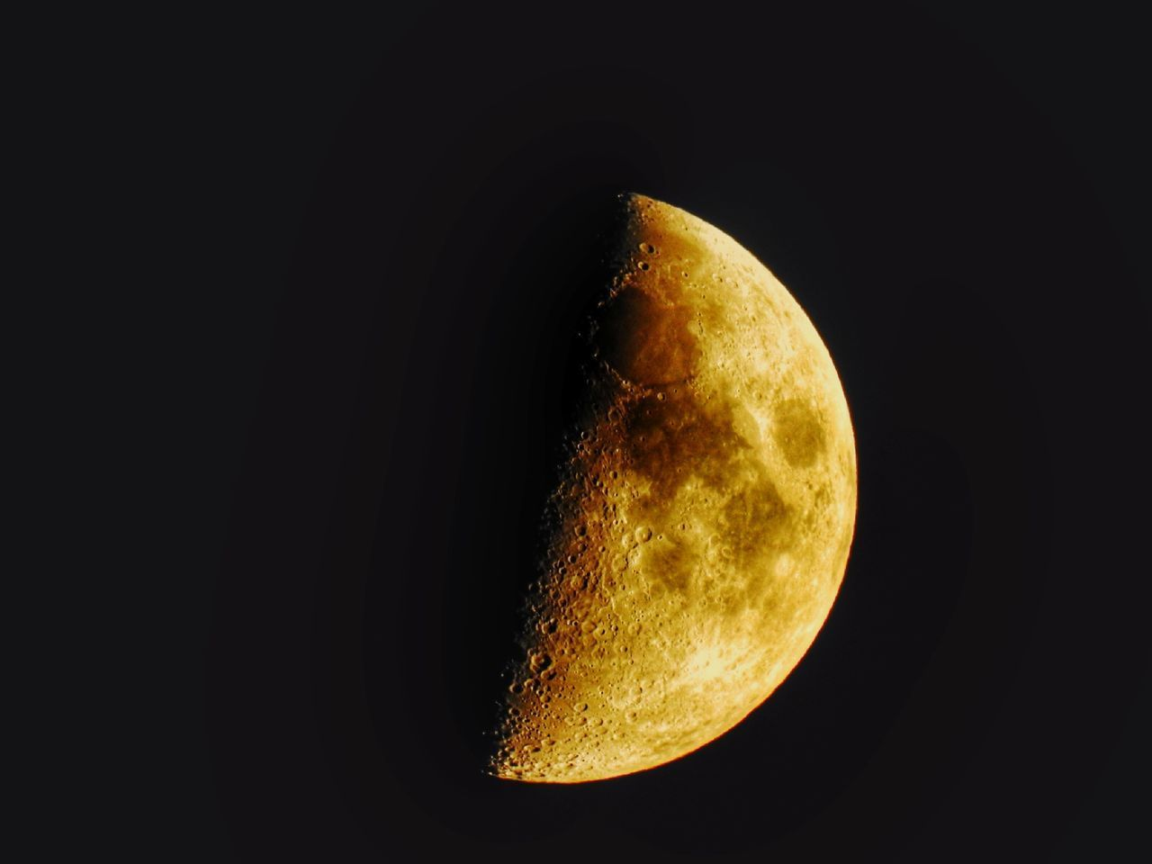 studio shot, black background, no people, space, close-up, copy space, astronomy, food and drink, indoors, moon, night, sky, beauty in nature, food, yellow, single object, nature, dark, mystery, potato, planetary moon