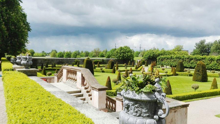 Gardens next to museum of modern arts Dublin First Eyeem Photo