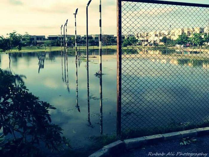 Rain Lahore Pakistan