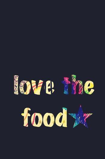"""food :""""( !!!"""