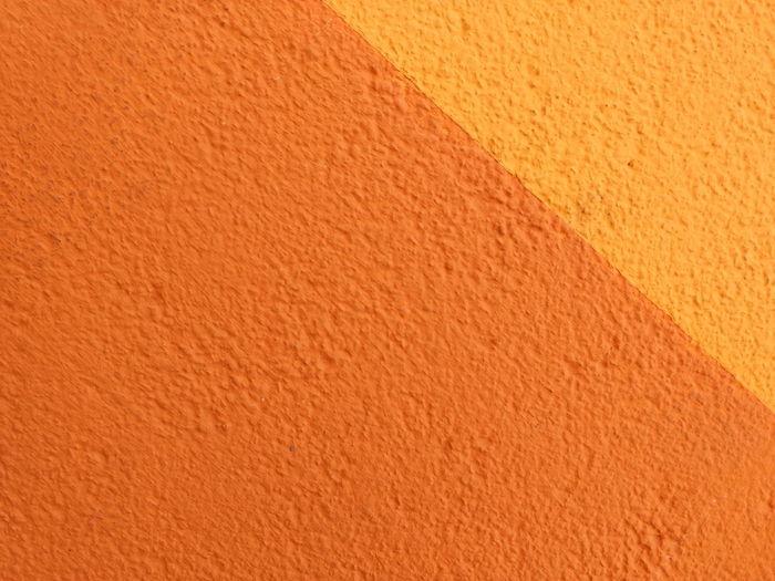 Full frame shot of orange paper