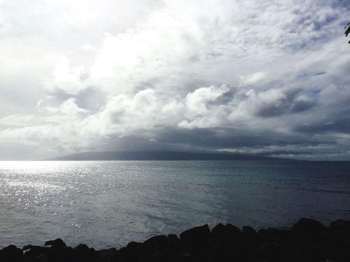 View of Lanai,