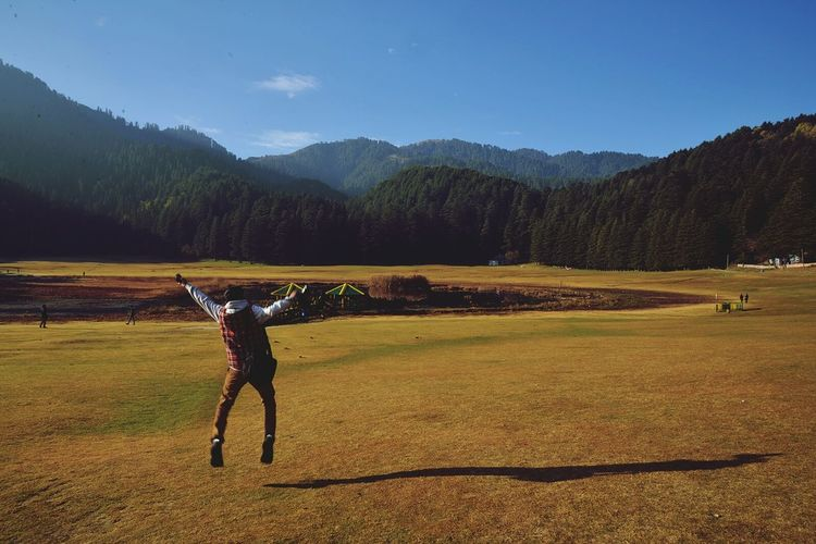 Khajjiar That's Me Life Travel Morning Landscape Landscape_lovers Switzerland EyeEm Best Shots - Landscape