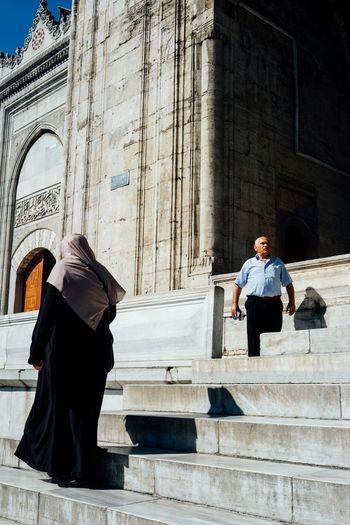 20.07.2015 - Istanbul. Streetphotography Urban Geometry Xpro1