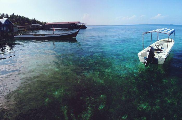 Mabul Island Island Nature Holiday