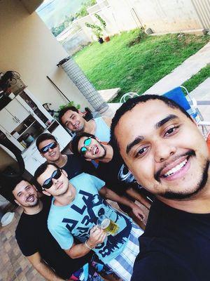 Os parça Brazil Riodejaneiro Friends Beer