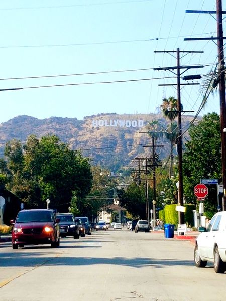 Travel USA Travel Destinations Vacations Los Angeles, California Hollywoodsign Hollywood California