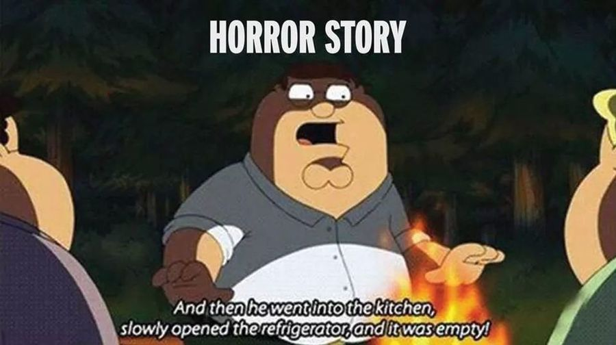 I know the feeling :o Peter Griffin Horrible Funnymoment