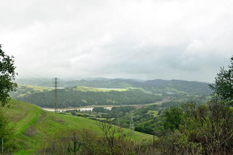 Nimitz Trail @ Tilden Regional Park 4 Hike In The Rain Berkeley, CA Scenic