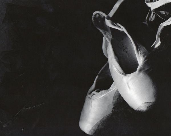 Ballet Shoes Blackandwhite Film Photography Filmphoto Dance Photography BlackSwan Ballet Time  Darkphotography Fine Art Photography Filmisnotdead