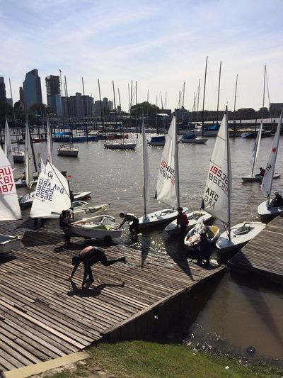 YCA. / YCA Veleros Vessel River Riverside Sail Sailing Sailboat Vessels Regata Regatta River View Riverbank Riverscape Argentina Riverside Photography Yacht Yachtclub Yacht Club Yachting Yachts Port Buenosaires Buenos Aires Buenos Aires, Argentina