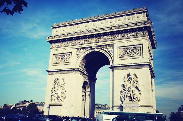Hanging Out Architecture Arc De Triomphe
