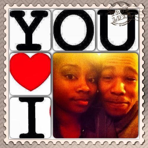 I love me girl.