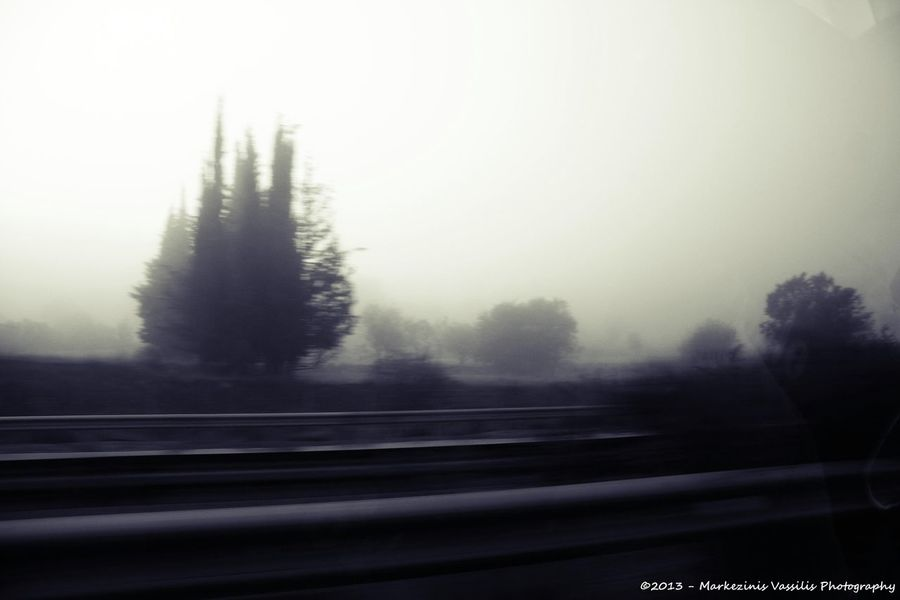Atmosphere Canon Cloudy Fog Foggy Landscape Lightroom Mist Mvphotography Nature Outdoors Power In Nature View_from_car