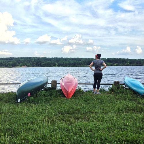 Kayaking Exploring ExploreEverything Lakeview Peoplephotography