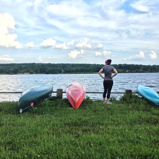 Kayaking Exploring ExploreEverything Lakeview Peoplephotography