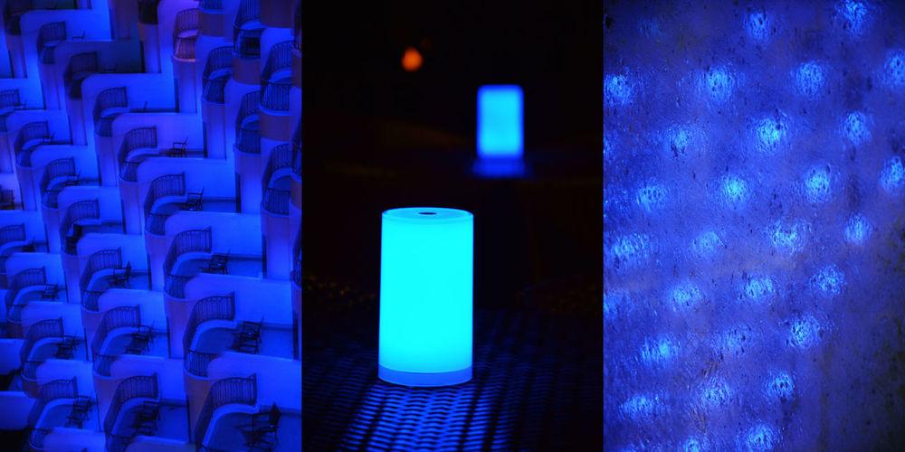 Blue Blue Light Burning Candle Candle, Vela & ❤ Celebration Close-up Dark Fire Flame Glowing Ideas Illuminated Indoors  Light Lights Lit Music Night Order Selective Focus Still Life Symbol Table Technology