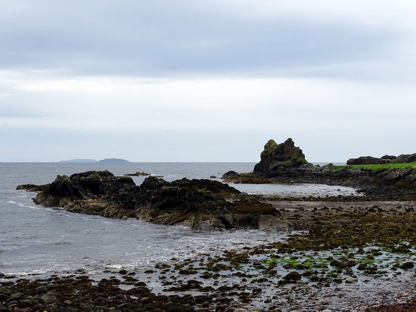 Scotland Sea Beach Nature No People Outdoors Scenics Beauty In Nature Tranquility Horizon Over Water