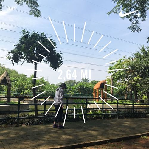 Morning Run at Ragunan Zoo Park. All About Running By ITag Friends By ITag A Place By ITag