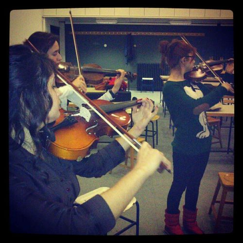 MSGSU Kemanokulu Gfarukunal Violin Keman