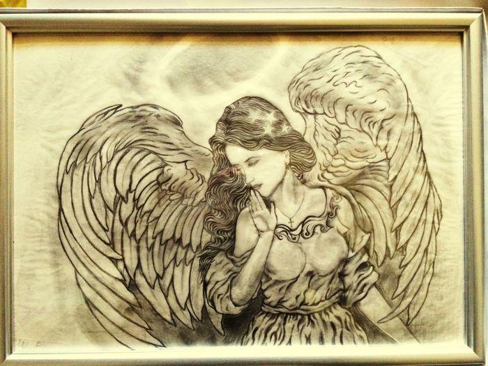 Angel……