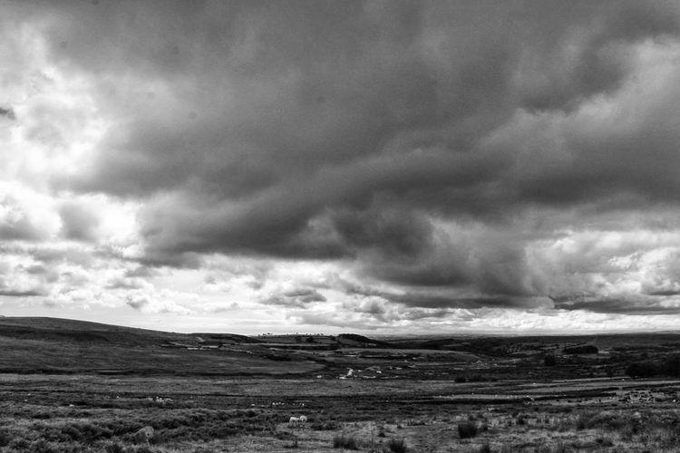 Devon Clouds