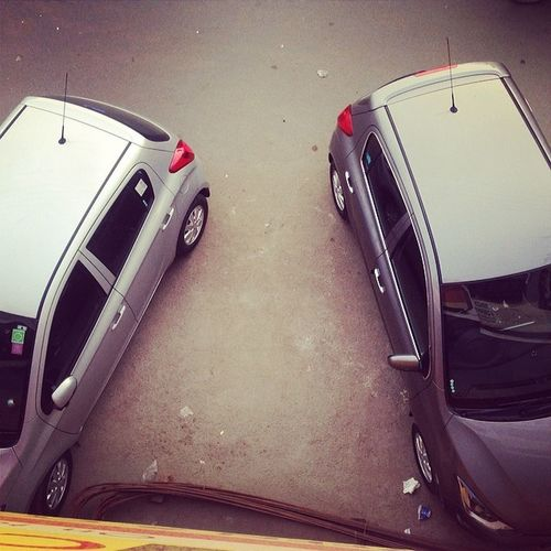 Mah I20 's Aren 't they luk awesome togedr??😉😍....